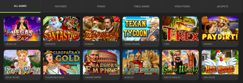 Robin Roo Casino online Games